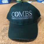 Combs Construction Hat